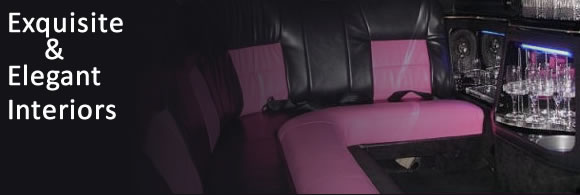 Pink Limo Hire From BestLimoHire