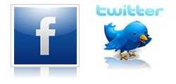 Follow Best Limo Hire on Twitter and Facebook